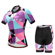 custom short sleeve cycling wear riding men suit bicycle jersey
