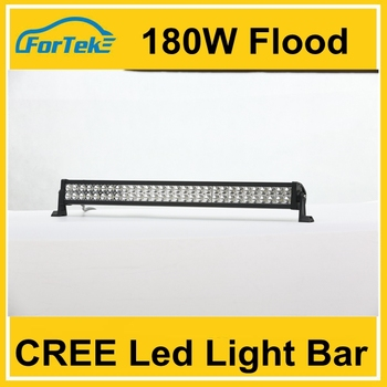 curved/straight 180w led bar truck lights Supply curved 180w led light bar with E-mark