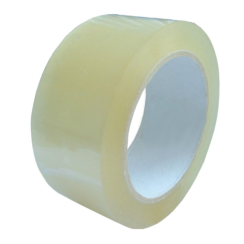 strong adhesion 100m Bopp Silent packing Tape warning tape