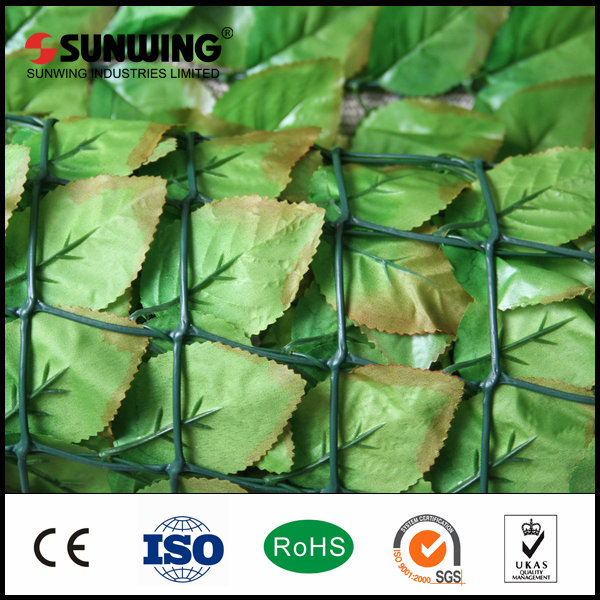 home decor artificial plastic ivy vines fences used for sale