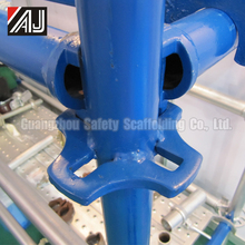 Hot Sale Quicklock Type Patent Scaffold For Construction