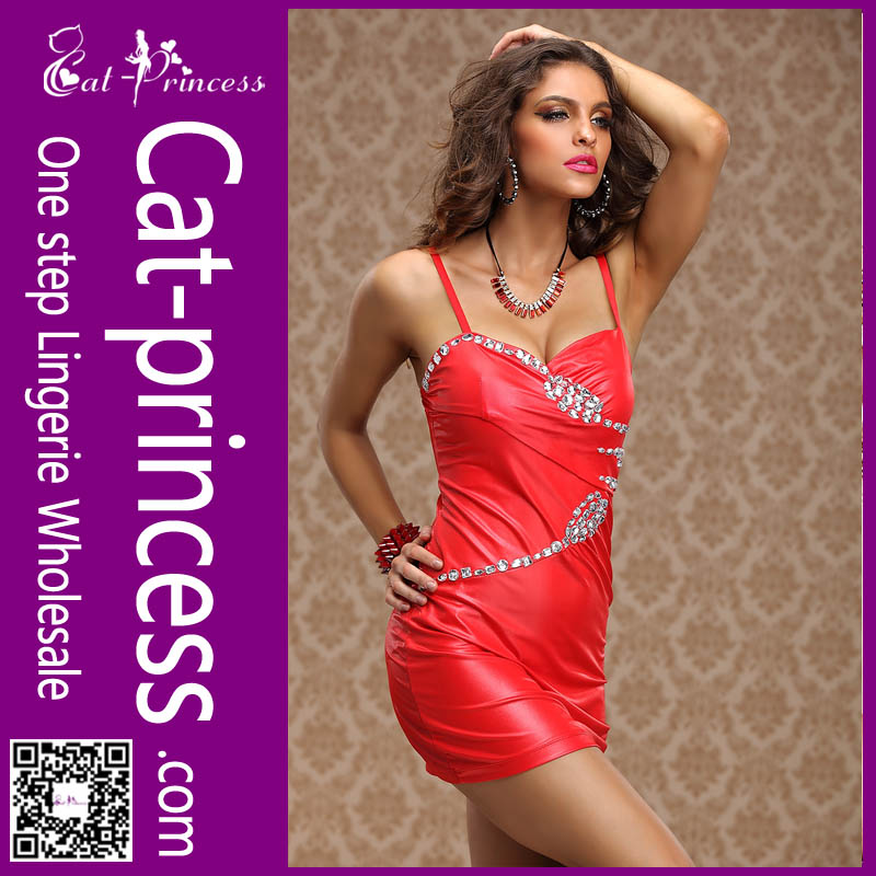 2014 red tube sex women party dress