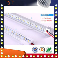Professional LED FACTORY Supply! high lumen led strip light 7020 TopQuality led strip light 5050 ip67 60SMD/M christmas led stri