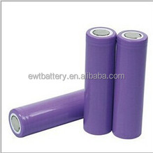 18650 li ion battery li-ion cell 1500mah cell 3.7v for power storage battery