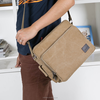 Korean Style Single-shoulder Canvas Bag Men's Cross-body Bag