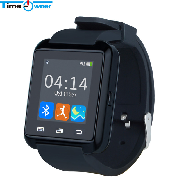 Bluetooth Smart Watch WristWatch for Smartphone Samsung LG Android IOS System Smartwatch