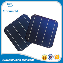 New energy solar home PV cells 156 Multi 4BB mono-crystalline solar cell with 18%~21% efficiency