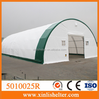 Heavy duty Big Stainless Steel Agricultural Storage Shelter