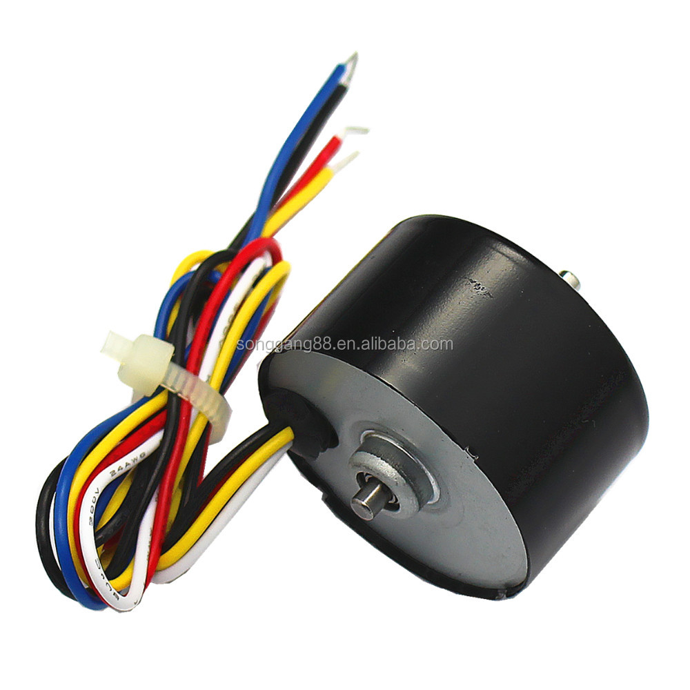 Low noise dc motor high speed 24v small dc brushless motor for Low noise dc motor