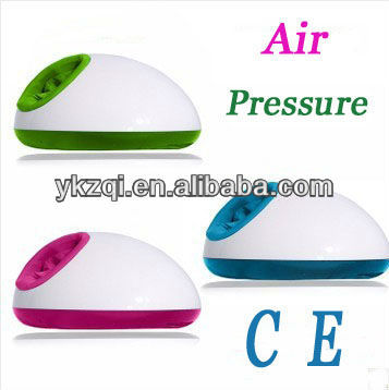 Air pressure foot massage/Kneading massage machine