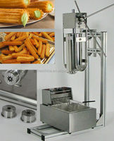 2015 Newest design fried dough machine/churro machine and fryer/spanish churro machine