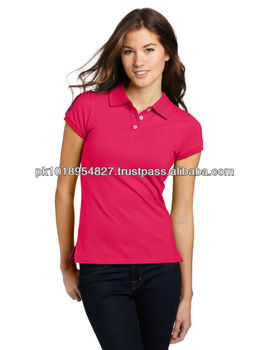 latest designed women POLO Shirt in cheap prices