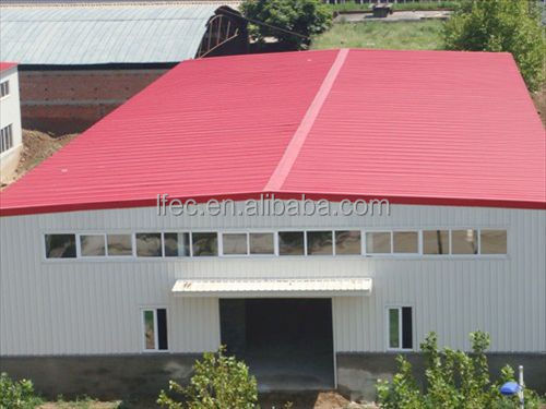Cheap pretty prefabricated house for warehouse