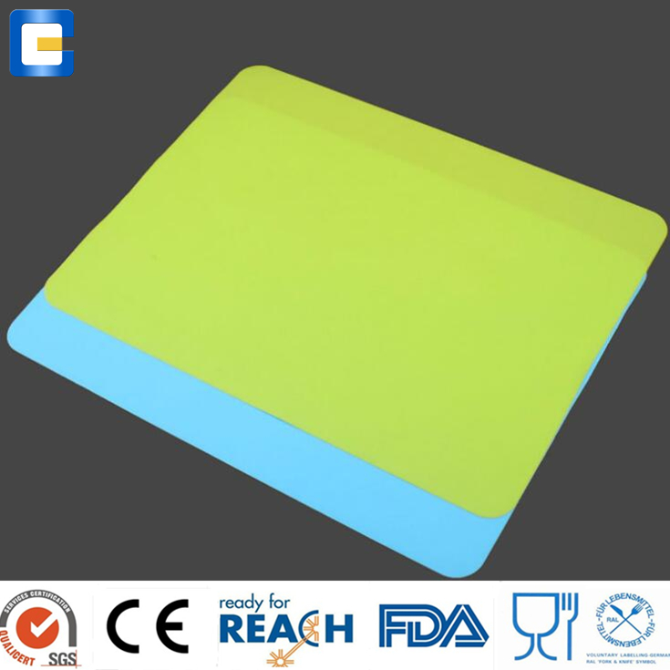 heat resistant silicone pad, custom silicone dab baking food mat