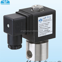 High Pressure Piston Pilot Operated Solenoid