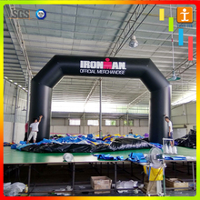 Advertising outdoor event Inflatable race arch