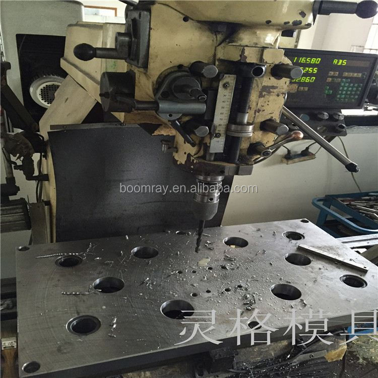 ningbo boomray own professional produce different kinds of plastic products ceramic press <strong>mould</strong>