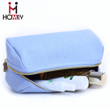 Zippered Designer Cute Small Makeup Pouch Bags Beauty Bag