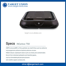 Smart design air purifier, portable electronic purification system air purifier, air purifier of removing odors iNCarBox T50