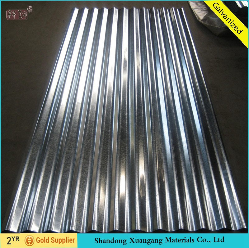 aluminium zinc coted roofing plategi roofing galvanized corrugated iron sheet