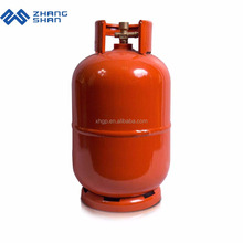 2017 New Type Wholesale Portable 5 kg Steel LPG Gas Cylinder with Good Quality