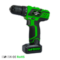 Best 14.4V double sleeve Cordless drill