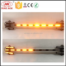 Amber LED warning strobe light/road flashing safety arrow light/traffic led construction warning light for sale TBE-448A 18C4