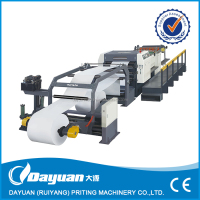GM-1400 2 rolls Servo Precision High Speed Paper Sheet Cutting Machine, Sheet Cutter