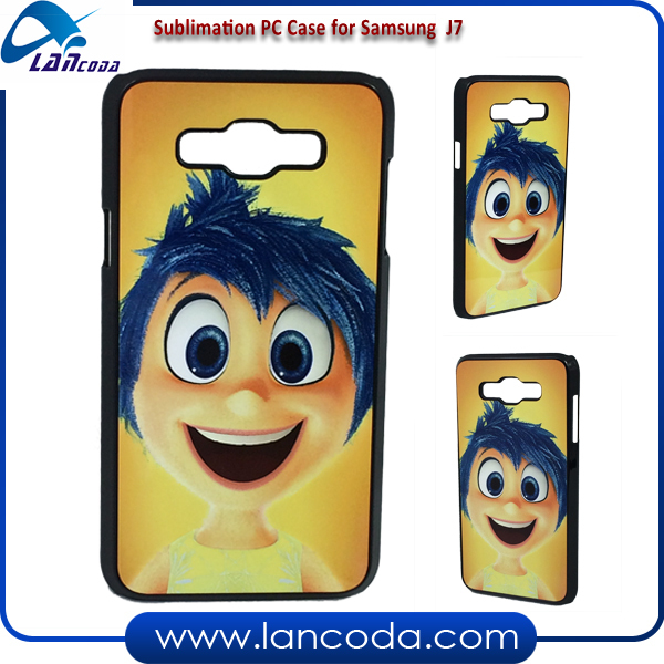 popular Sublimation Phone Case Cover for Samsung GALAXY J7 J7008