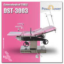 Factory since 1998 with OEM service!ISO CE certificate electric portable gynecology examination chair