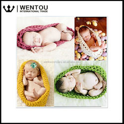 Wentou Handmade Cute Baby Sleeping Bag Photo Props Costume