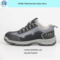brand name acidproof and antistatic safety shoes in china