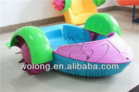 Kids Water Hand Boats, plastic kids boats for pool For Inflatable Pool