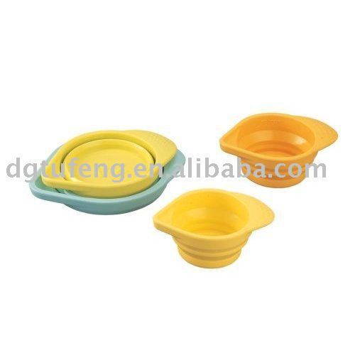 Collapsible Measurement Cup