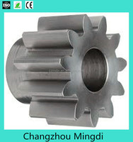 Manufactured Precisely Motorcycle Engine Parts Spur Gear Spiral Bevel Gear