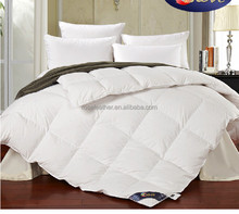 100% White Duck/Goose Feather Quilt/ Comforter/duvet