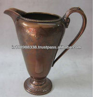 brass water Jug water picher antique pitcher