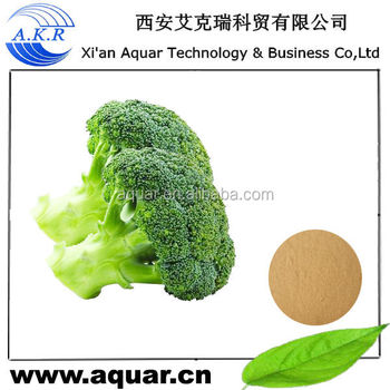 Wholesale pure natural Broccoli Extract Sulforaphane CAS:4478-93-7