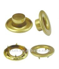brass eyelets and grommets