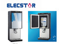 milk vending machine with 7L and 9L for restaurant