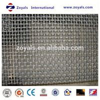 jiufu factory 304 304l stainless steel crimped wire mesh Exporter ISO9001