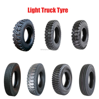 The Lowest price made in China hot sale used tyre light truck tyre 750-15 750-16