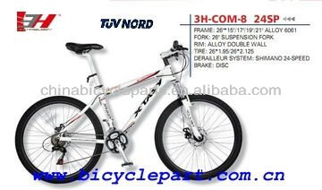 X-TASY 24 Speed Best Mtb Bicycle 3H-COM-8