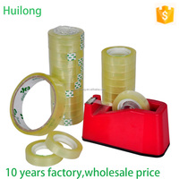 Acrylic Adhesive and BOPP Material packaging tape hs code for adhesive tape