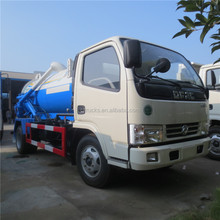 Contemporary professional dongfeng sewage sucker truck