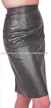 Leather Skirt (SKRT-004)