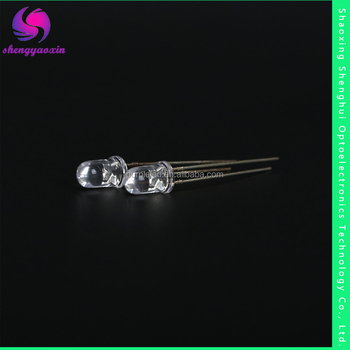 Good Reputation Round/straw hat 1.5v 3mm led diode,led diode 5mm 12v