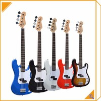 beginner electric guitar bass international bass guitar kits