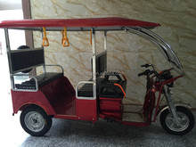 2015 indian electric rickshaw, adult passenger tricycle, battery rickshaw