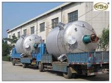 20000L Limpet Coil Stainless Steel Reactor